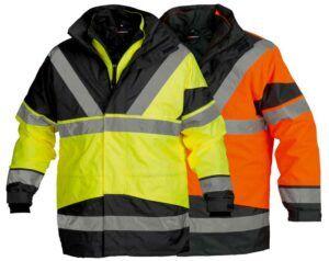 DIN 340 Schutzkleidung