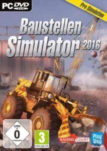 Baustellen Simulator 2016
