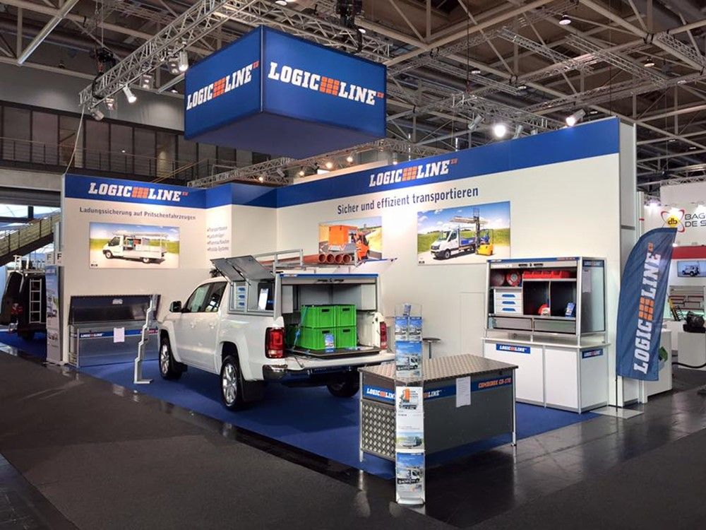IAA-LogicLine-Messestand