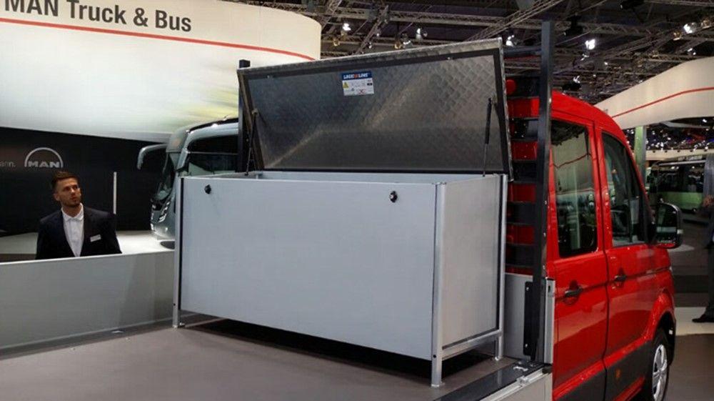 IAA Volkswagen Crafter LogicLine 2