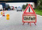 Verkehrsunfall durch Fehler bei der Ladungssicherung