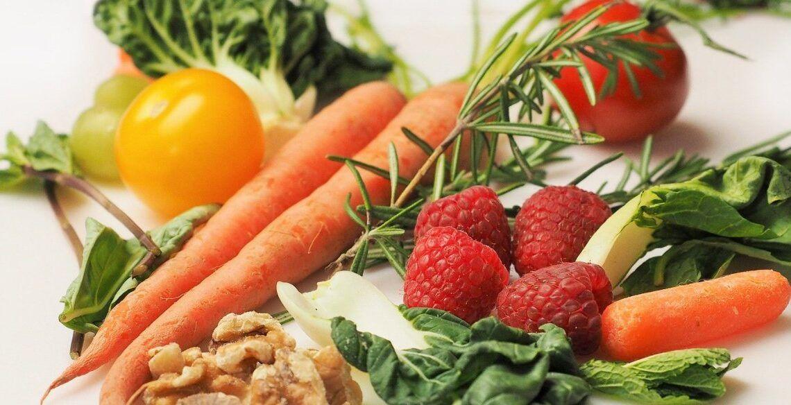 Gesunde Ernährung bringt Energie für die anstrengende Arbeit am Bau!